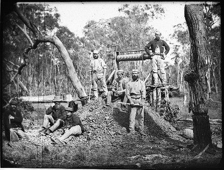 Gulgong Gold Miners 1872