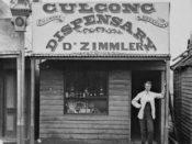 Gulgong Dispensary 1872