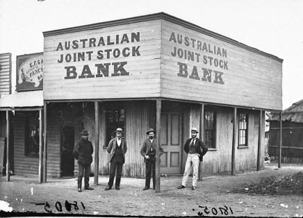 Australian Joint Stock Bank a817