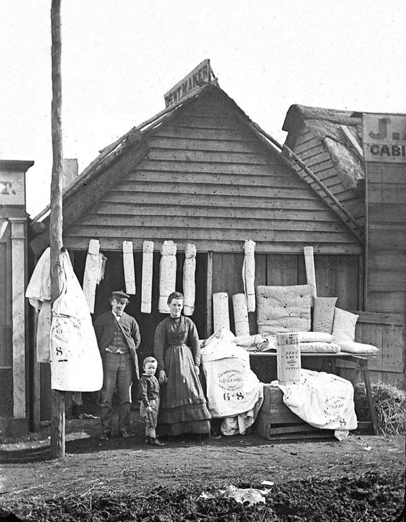 Tent Maker - Arrowsmith
